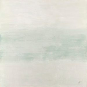 "In the Stillness of Silence 36""x 36"""