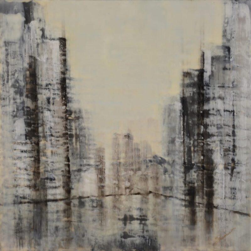 Shima's Studio Journal – 11 – I Write to Paint Myself